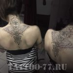 фото пример работы тату салона tattoo-77 город москва - картинка 21