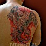 фото пример работы тату салона tattoo-77 город москва - картинка 3
