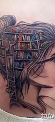 фото тату Книга от 26.12.2017 №006 – tattoo Book – tatufoto.com