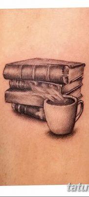 фото тату Книга от 26.12.2017 №009 – tattoo Book – tatufoto.com