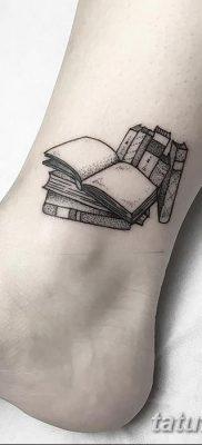 фото тату Книга от 26.12.2017 №011 – tattoo Book – tatufoto.com
