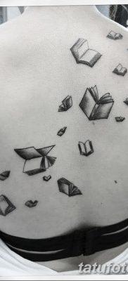 фото тату Книга от 26.12.2017 №015 – tattoo Book – tatufoto.com