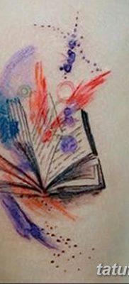 фото тату Книга от 26.12.2017 №016 – tattoo Book – tatufoto.com