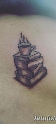 фото тату Книга от 26.12.2017 №017 – tattoo Book – tatufoto.com