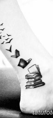 фото тату Книга от 26.12.2017 №026 – tattoo Book – tatufoto.com