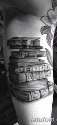 фото тату Книга от 26.12.2017 №038 – tattoo Book – tatufoto.com