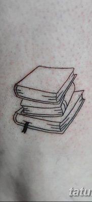 фото тату Книга от 26.12.2017 №044 – tattoo Book – tatufoto.com