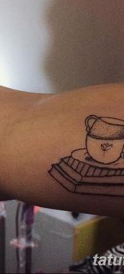 фото тату Книга от 26.12.2017 №054 – tattoo Book – tatufoto.com