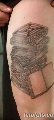 фото тату Книга от 26.12.2017 №057 – tattoo Book – tatufoto.com