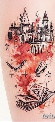 фото тату Книга от 26.12.2017 №071 – tattoo Book – tatufoto.com