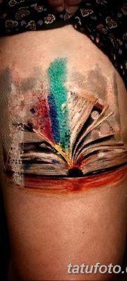 фото тату Книга от 26.12.2017 №073 – tattoo Book – tatufoto.com