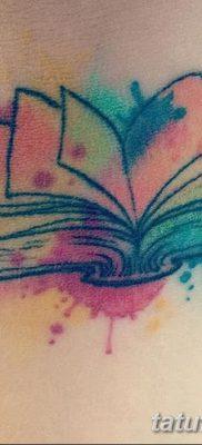 фото тату Книга от 26.12.2017 №098 – tattoo Book – tatufoto.com