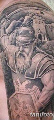 фото тату Перун от 10.12.2017 №001 – tattoo Perun – tatufoto.com