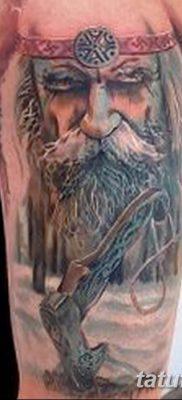 фото тату Перун от 10.12.2017 №003 – tattoo Perun – tatufoto.com