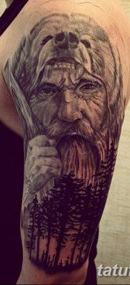 фото тату Перун от 10.12.2017 №008 – tattoo Perun – tatufoto.com