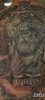 фото тату Перун от 10.12.2017 №009 – tattoo Perun – tatufoto.com