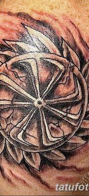 фото тату Перун от 10.12.2017 №015 – tattoo Perun – tatufoto.com
