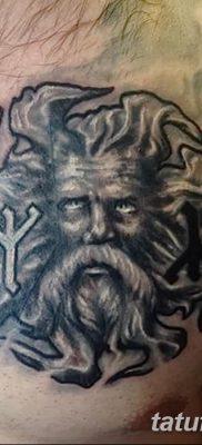 фото тату Перун от 10.12.2017 №020 – tattoo Perun – tatufoto.com