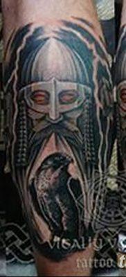 фото тату Перун от 10.12.2017 №025 – tattoo Perun – tatufoto.com