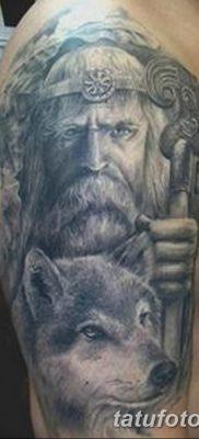 фото тату Перун от 10.12.2017 №028 – tattoo Perun – tatufoto.com