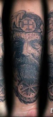 фото тату Перун от 10.12.2017 №029 – tattoo Perun – tatufoto.com