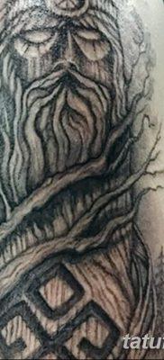 фото тату Перун от 10.12.2017 №033 – tattoo Perun – tatufoto.com