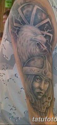 фото тату Перун от 10.12.2017 №035 – tattoo Perun – tatufoto.com