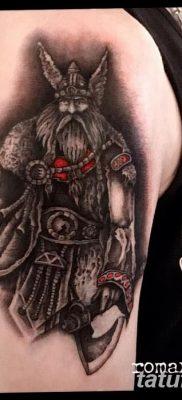 фото тату Перун от 10.12.2017 №037 – tattoo Perun – tatufoto.com