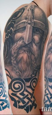 фото тату Перун от 10.12.2017 №039 – tattoo Perun – tatufoto.com