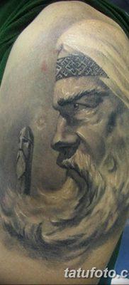 фото тату Перун от 10.12.2017 №041 – tattoo Perun – tatufoto.com