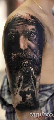 фото тату Перун от 10.12.2017 №046 – tattoo Perun – tatufoto.com