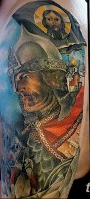 фото тату Перун от 10.12.2017 №047 – tattoo Perun – tatufoto.com
