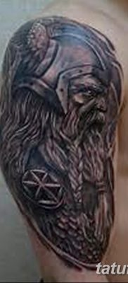 фото тату Перун от 10.12.2017 №051 – tattoo Perun – tatufoto.com