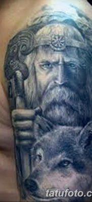 фото тату Перун от 10.12.2017 №052 – tattoo Perun – tatufoto.com