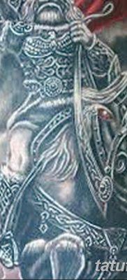 фото тату Перун от 10.12.2017 №053 – tattoo Perun – tatufoto.com