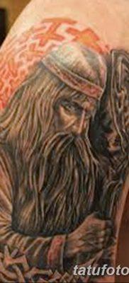фото тату Перун от 10.12.2017 №058 – tattoo Perun – tatufoto.com