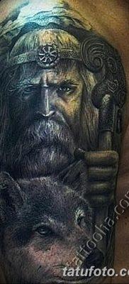 фото тату Перун от 10.12.2017 №066 – tattoo Perun – tatufoto.com