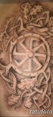фото тату Перун от 10.12.2017 №067 – tattoo Perun – tatufoto.com
