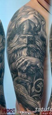 фото тату Перун от 10.12.2017 №069 – tattoo Perun – tatufoto.com