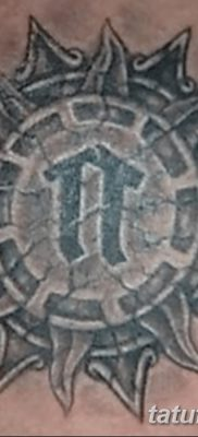 фото тату Перун от 10.12.2017 №070 – tattoo Perun – tatufoto.com