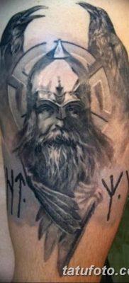 фото тату Перун от 10.12.2017 №073 – tattoo Perun – tatufoto.com