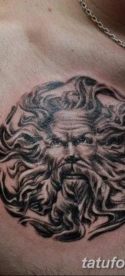 фото тату Перун от 10.12.2017 №080 – tattoo Perun – tatufoto.com