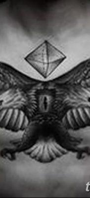 фото тату беркут от 10.12.2017 №002 – golden eagle tattoos – tatufoto.com