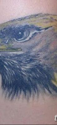 фото тату беркут от 10.12.2017 №011 – golden eagle tattoos – tatufoto.com