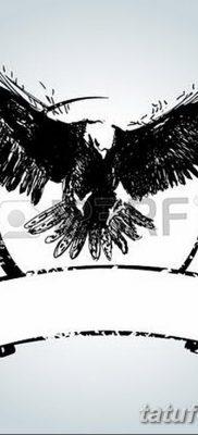 фото тату беркут от 10.12.2017 №022 – golden eagle tattoos – tatufoto.com