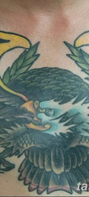 фото тату беркут от 10.12.2017 №025 – golden eagle tattoos – tatufoto.com