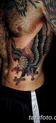 фото тату беркут от 10.12.2017 №032 – golden eagle tattoos – tatufoto.com