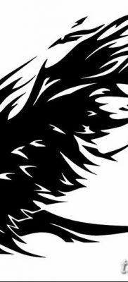 фото тату беркут от 10.12.2017 №037 – golden eagle tattoos – tatufoto.com