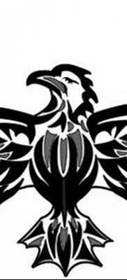 фото тату беркут от 10.12.2017 №041 – golden eagle tattoos – tatufoto.com