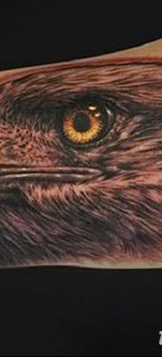 фото тату беркут от 10.12.2017 №043 – golden eagle tattoos – tatufoto.com